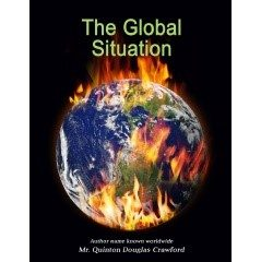 """Quinton Douglas Crawford tackles a wide range of pressing world issues in """"The Global Situation"""""""