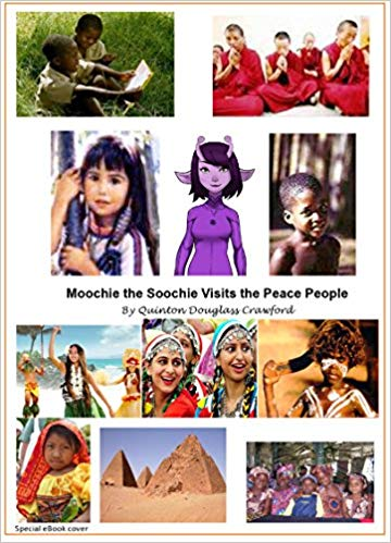 An educational and immersive children's book that expresses world history without promoting white supremacy or male domination.